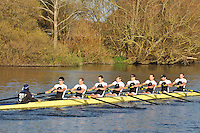152 .MBC-Wilkins .ELI.8+ .Molesey BC. Wallingford Head of the River. Sunday 27 November 2011. 4250 metres upstream on the Thames from Moulsford railway bridge to Oxford University's Fleming Boathouse in Wallingford. Event run by Wallingford Rowing Club.