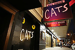 """'CATS"""" - Theatre Marquee"""