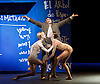 English National Ballet <br /> Triple Bill at Sadler's Wells, London, Great Britain <br /> 12th April 2016 <br /> world premier rehearsal <br /> <br /> <br /> Broken Wings<br /> choreography by Annabelle Lopez Ochoa<br /> <br /> <br /> Irek Mukhamedov<br /> as Diego Rivera<br /> <br /> <br /> <br /> <br /> Photograph by Elliott Franks <br /> Image licensed to Elliott Franks Photography Services