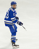 Tyler Ledford (AFA - 13) - The Harvard University Crimson defeated the Air Force Academy Falcons 3-2 in the NCAA East Regional final on Saturday, March 25, 2017, at the Dunkin' Donuts Center in Providence, Rhode Island.