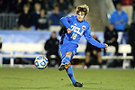 12 December 2014: UCLA's Brian Iloski. The University of California Los Angeles Bruins played the Providence College Friars at WakeMed Stadium in Cary, North Carolina in a 2014 NCAA Division I Men's College Cup semifinal match. UCLA won the game 3-2 in overtime.