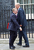 Cabinet Meeting <br /> 10 Downing Street London, Great Britain <br /> 29th March 2017 <br /> <br /> departures following the final cabinet meeting before Article 50 is triggered in Parliament today.<br /> <br /> David Mundell<br /> Secretary of State for Scotland<br /> <br /> Chris Grayling MP <br /> Transport Secretary <br /> <br /> <br /> Photograph by Elliott Franks <br /> Image licensed to Elliott Franks Photography Services