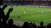 Fussball International  WM Qualifikation 2014   in Bern Schweiz - Island          06.09.2013 Uebersicht mit zuschauer