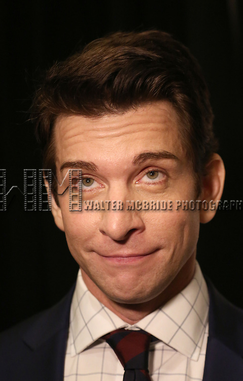 Andy Karl attends the Broadway Opening Night After Party for 'Groundhog Day' at Gotham Hall on April 17, 2017 in New York City.