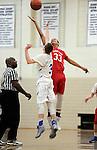 2-4-14, Forsythe 57 - Tappan 55, 8th grade basketball