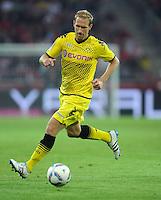 Fussball 1. Bundesliga :  Saison   2011/2012   Liga Total Cup  20.07.2011 Borussia Dortmund - Hamburger SV Florian Kringe (Borussia Dortmund)