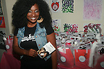 The PR Circle's Chenelle Bogle at Teen Diaries Presents: Project Butterfly New York Hosted by Keri Hilson,  9/24/11