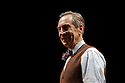 """London, UK. 26/03/2012. """"The King's Speech"""" opens at the Wyndhams Theatre, London. Picture shows: Jonathan Hyde (as Lionel Logue).  Photo credit: Jane Hobson"""