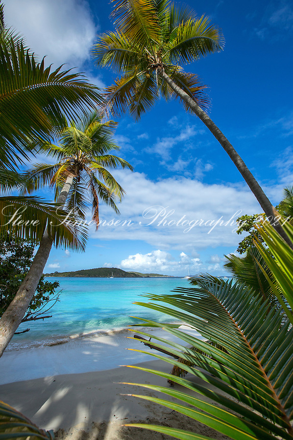 Looking out from Gibney Beach<br />