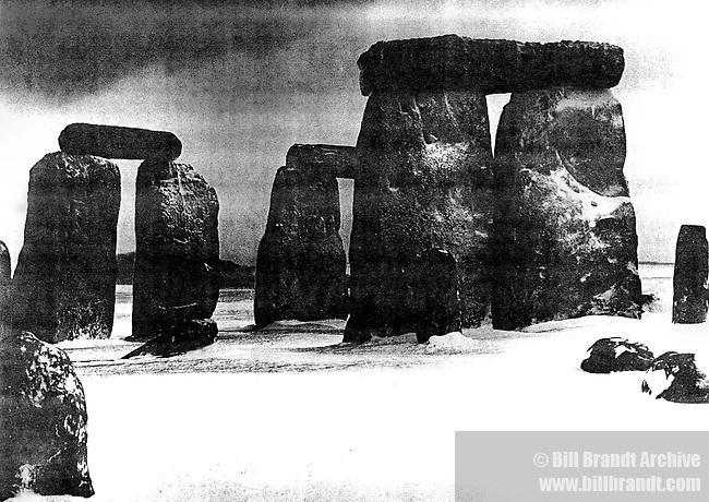 Stonehenge, 1947