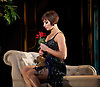 Dance 'Til Dawn <br /> Vincent Simone &amp; Flavia Cacace <br /> at the Aldwych Theatre, London, Great Britain <br /> press photocall<br /> 29th October 2014 <br /> <br />  Flavia Cacace <br /> <br /> <br /> <br /> <br /> Photograph by Elliott Franks <br /> Image licensed to Elliott Franks Photography Services