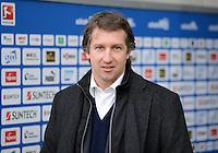 FUSSBALL   1. BUNDESLIGA  SAISON 2012/2013   15. Spieltag TSG 1899 Hoffenheim - SV Werder Bremen    02.12.2012 Teammanager Frank Baumann (SV Werder Bremen)