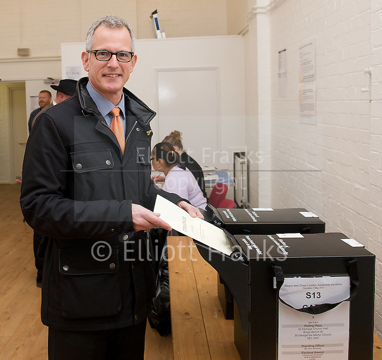 Brian Paddick <br />