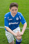 St Johnstone FC Academy Under 14's<br /> Andrew MacKenzie<br /> Picture by Graeme Hart.<br /> Copyright Perthshire Picture Agency<br /> Tel: 01738 623350  Mobile: 07990 594431