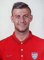 USMNT U-20 Portraits, January 4, 2015