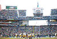 Ben Roethlisberger #7 of the Pittsburgh Steelers throws a pass in the second half against the Seattle Seahawks during the game at CenturyLink Field on November 29, 2015 in Seattle, Washington. (Photo by Jared Wickerham/DKPittsburghSports)