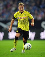 FUSSBALL   1. BUNDESLIGA   SAISON 2011/2012   SUPERCUP FC Schalke 04 - Borussia Dortmund            23.07.2011 Mario GOETZE (Borussia Dortmund) Einzelaktion am Ball