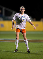 Annie Steinlage. UCLA advanced on penalty kicks after defeating Virginia, 1-1, in regulation time at the NCAA Women's College Cup semifinals at WakeMed Soccer Park in Cary, NC.