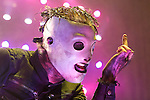 Slipknot, Mayhem Festival, Comcast Center Mansfield, Massachusetts August 5, 2008<br />