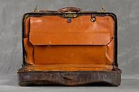 Willard Suitcases / Delmar H.<br /> &copy;2013 Jon Crispin<br /> ALL RIGHTS RESERVED