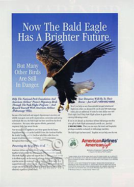 Advertising-Mariner-Magazine-Bald-Eagle