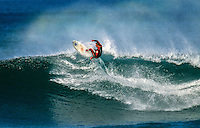 Brendan 'Margo' Margieson (AUS) surfing Bells Beach, Torquay, Victoria Australia. circa 1995 Photo: joliphotos.com
