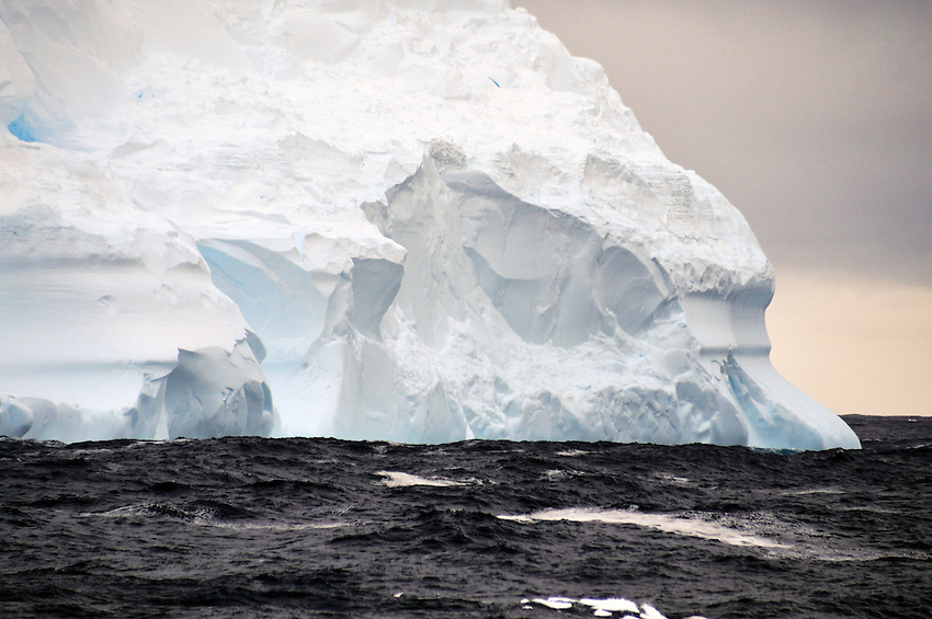 Iceburg in  the Southern Ocean.