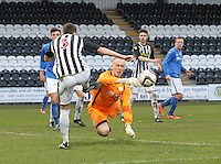 St Mirren v St Johnstone Under 20's 010414