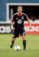 Daniel Woolard.  Sporting KC defeated D.C. United, 1-0, at RFK Stadium in Washington, DC.
