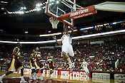 November 25, 2008. Raleigh, NC.. NC State vs. Winthrop..State dominated the game, winning by 26 points.
