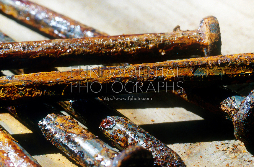 Rusting of Iron Nails Rust lt br gt Iron Nails lt br gt in