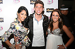 "Team Snooki Music Firsts Artists AdELA. B-Capp and Veronica Kole At Nicole ""Snooki"" Polizzi Introduces The First Artists Signed To Team Snooki Music: AdELA. B-Capp and Veronica Kole-Held at Bounce Sporting Club, NY"