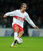 FUSSBALL   1. BUNDESLIGA   SAISON 2011/2012    14. SPIELTAG SV Werder Bremen - VfB Stuttgart       27.11.2011 Martin HARNIK (VfB Stuttgart)