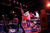As Tall As Lions performs at Cat's Cradle in Carrboro, N.C., Tuesday, Feb. 23.