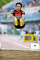 Yohei Sugai (JPN),.MAY 6,2012 - Athletics : The Seiko Golden Grand Prix in Kawasaki, IAAF World Challenge Meetings ,Men's Long Jump final at Todoroki Stadium, Kanagawa, Japan. (Photo by Jun Tsukida/AFLO SPORT) [0003] .