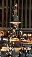 Fountain Square, Cincinnati OH  Tyler Davidson Fountain