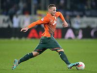 FUSSBALL   1. BUNDESLIGA  SAISON 2012/2013   15. Spieltag TSG 1899 Hoffenheim - SV Werder Bremen    02.12.2012 Marko Arnautovic (SV Werder Bremen) am Ball