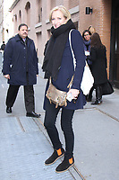 NEW YORK, NY - MARCH 13: Jennifer Nadel at The View in New York City on March 13 , 2017. Credit: RW/MediaPunch