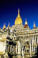 The Ananda Temple, Bagan (Pagan), Burma (Myanmar)