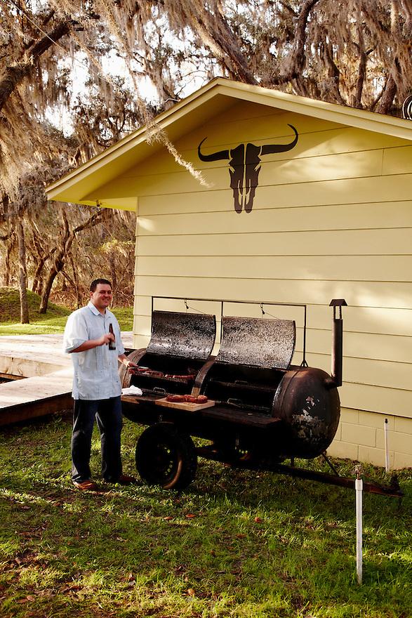 Recipes by Chef James Petrakis of The Ravenous Pig Restaurant - Winter Park, FL