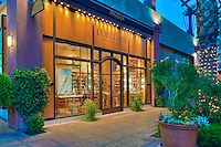 L'Occitane, The Gardens, El Paseo Drive, Palm Desert, CA,  famous; Beauty retailers; shopping; Mannequins; near Palm Springs; Palm Trees; California; Coachella Valley; Desert;