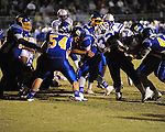 Oxford High vs. Saltillo in Oxford, Miss. on Friday, October 19, 2012. Oxford won to improve to 9-0.