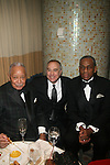 The Hon. David N. Dinkins,, Comptroller of the state of New York Thomas P. DiNapoli and The Hon. H. Carl McCall Attend the One Hundred Black Men, Inc. 33rd Annual Benefit Gala Honoring The Hon. David N. Dinkins, Former New York City Mayor and One Hundred Black Men Founder, The Hon. H. Carl McCall, Former New York State Comptroller and Chairman, Board of Trustees, SUNY, Kevin Newell, Executive Vice President and Global Chief Brand Officer, McDonald's Corporation Vivian Pickard, President of GM Foundation, General Motors Corporation, James Reynolds, Jr., Chairman & CEO, Loop Capital Markets Held at New York Marriott Marquis, NY   2/21/13