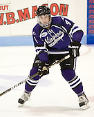 Tyler Matthews (Niagara - 4) - The visiting Niagara University Purple Eagles defeated the Northeastern University Huskies 4-1 on Friday, November 5, 2010, at Matthews Arena in Boston, Massachusetts.
