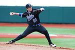 21 February 2015: Duke's Nick Hendrix. The Duke University Blue Devils hosted the University of Hartford Hawks in an NCAA Division I Men's baseball game at Jack Coombs Field in Durham, North Carolina. Duke won the game 5-1.
