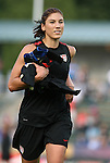 18 May 2011: Hope Solo (USA). The United States Women's National Team defeated the Japan Women's National Team 2-0 at WakeMed Stadium in Cary, North Carolina as part of preparations for the 2011 Women's World Cup.