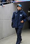3 December 2006: North Carolina assistant coach Lorrie Fair. The University of North Carolina Tarheels defeated the University of Notre Dame Fighting Irish 2-1 at SAS Stadium in Cary, North Carolina in the NCAA Division I Women's College Cup championship game.