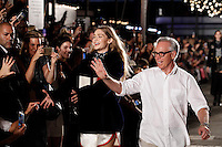 TOMMY HILFIGER<br /> New York Fashion Week<br /> Ready to Wear, Spring Summer 16/17<br /> on September 09, 2016<br /> CAP/GOL<br /> &copy;GOL/Capital Pictures /MediaPunch ***NORTH AND SOUTH AMERICAS ONLY***