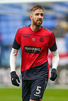 Bolton Wanderers' Mark Beevers<br /> <br /> Photographer Alex Dodd/CameraSport<br /> <br /> The EFL Sky Bet League One - Bolton Wanderers v Northampton Town - Saturday 18th March 2017 - Macron Stadium - Bolton<br /> <br /> World Copyright &copy; 2017 CameraSport. All rights reserved. 43 Linden Ave. Countesthorpe. Leicester. England. LE8 5PG - Tel: +44 (0) 116 277 4147 - admin@camerasport.com - www.camerasport.com