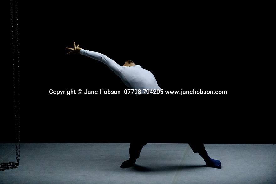 2Faced Dance Company, presents FROM ABOVE, choreographed by artistic director, Tamsin Fiztgerald, as part of a triple bill, entitled 'Run', at The Place, London.